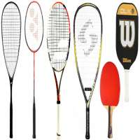 Racket Sports Equipment Manufacturers