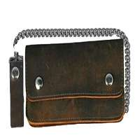 Leather Chain Wallet Manufacturers