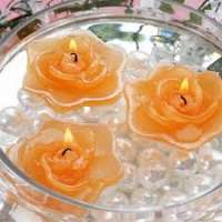 Flower Floating Candles Manufacturers