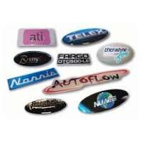 Domed Labels Manufacturers