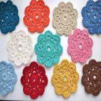Crochet Flower Manufacturers