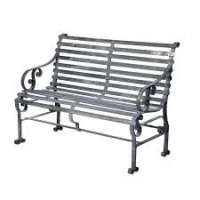 Wrought Iron Bench Manufacturers
