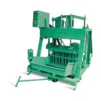 Concrete Brick Making Machine Manufacturers