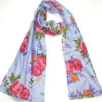 棉印花围巾 制造商