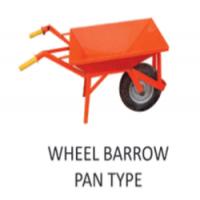 Pan Type Wheel Barrow Manufacturers
