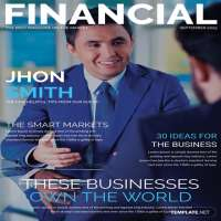 Financial Magazines Manufacturers