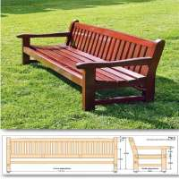 Outdoor Garden Benches Manufacturers