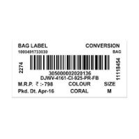 Price Labels Manufacturers