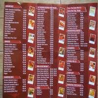 Hotel Menu Card Manufacturers