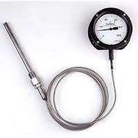 Mercury Filled Temperature Gauge Manufacturers