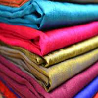 Raw Silk Fabric Manufacturers