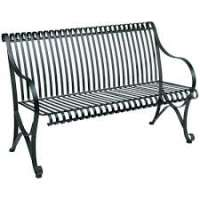 Iron Benches Manufacturers