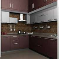 Laminated Modular Kitchen Manufacturers