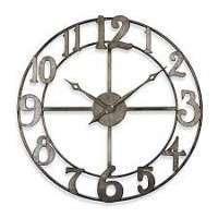 Metal Wall Clock Manufacturers
