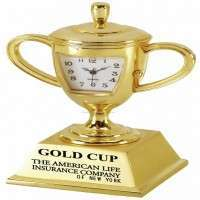 Trophy Clock Manufacturers