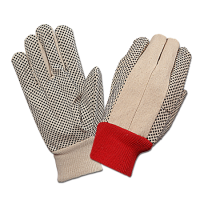 Cotton Dotted Glove Manufacturers