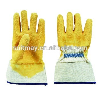 Rubber Coated Cotton Gloves