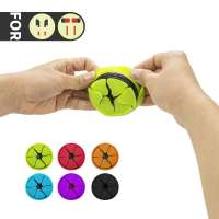 Silicone Mini Earbuds Holder Case Storage Earphone Cable Organizer