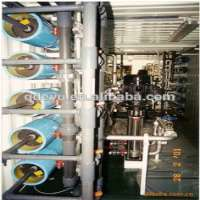 RO System Mobile Water Treatment Plant Chemical Purify Water System Reverse Osmosis System Plant