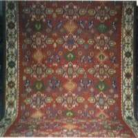 手织羊毛地毯