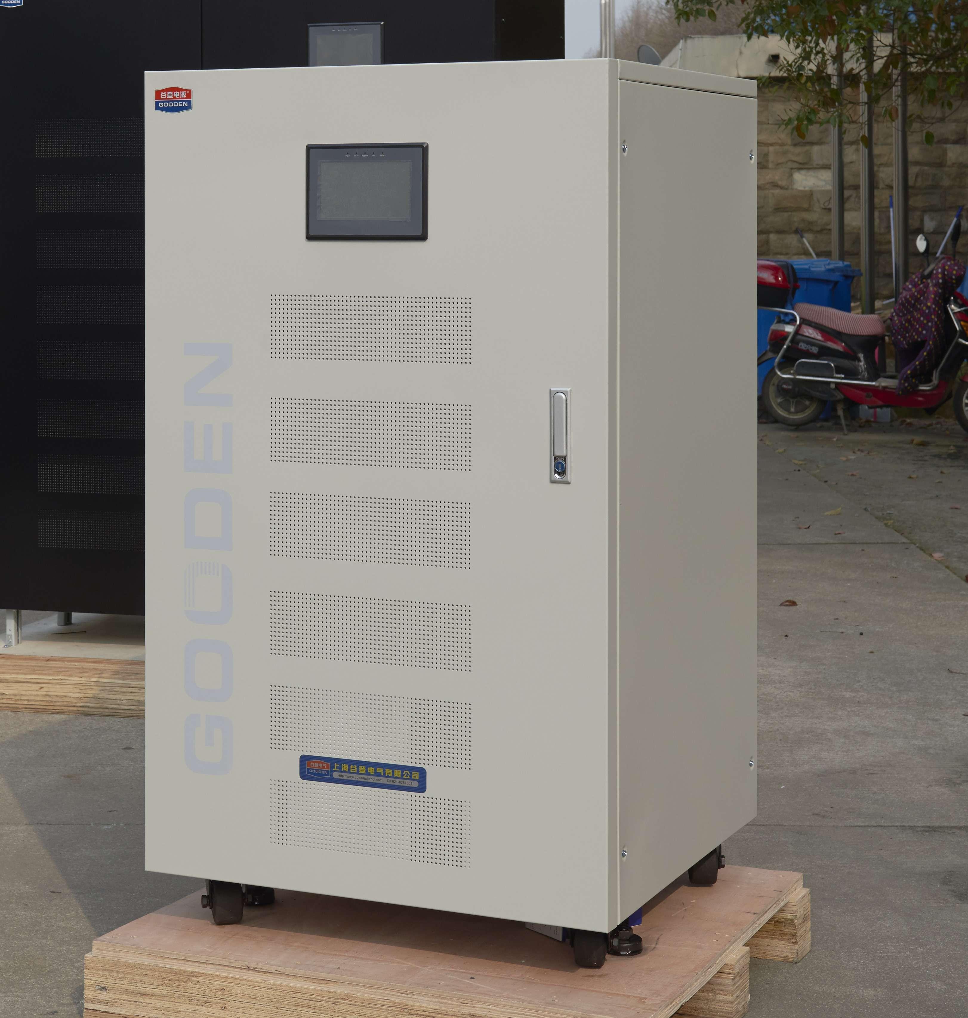 Transformer-based Online Industrial 3 Phases UPS 10kva-400kva