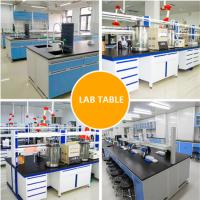 Laboratory Furniture Fume Hood Laboratory Safety Storage High Cabinet Laboratory Workbench SUS304