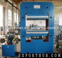 Frame Type Plate Rubber Vulcanizing Press