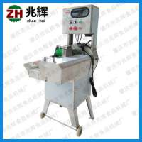 ZHQ305 ZHQ303 Electric Automatic Banana Plantain Chips Making MachineRound And Long Chips