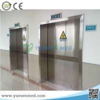 Stainless Steel Hospital Xray Lead Lined Door