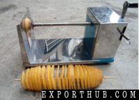 螺旋马铃薯切割机