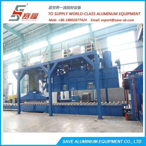 Aluminium Extrusion Profile Cooling Unit