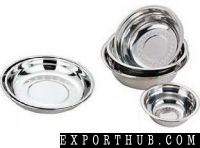 Stainless Steel Dish Platesoup Plate