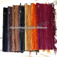 编织皮革地毯