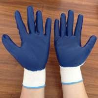 泡沫涂层手套