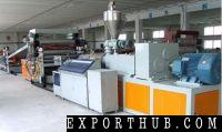 PVC plate plastic extrusion machinepvc machine