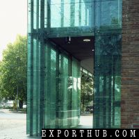 Safety Clean Glass Curtain Wall