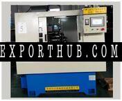 CNC Cylindrical Grinding Machine Engine Valve