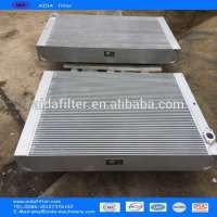 Industrial Aftercooler And Compressor Room Air Cooler And Heater