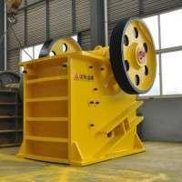 Jaw Crusher Heavy Construction Equipment