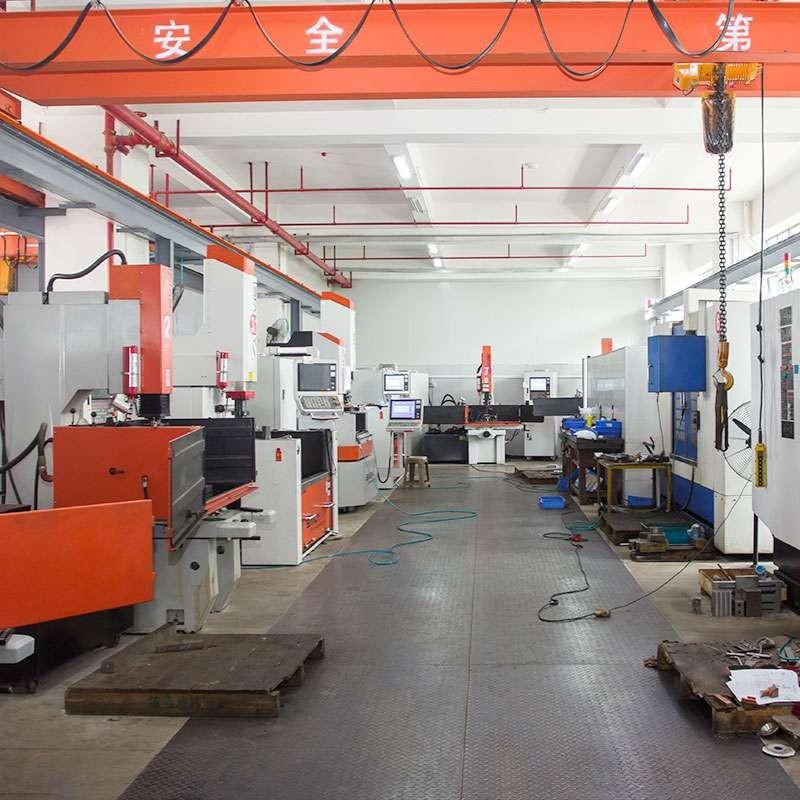 有效五金模具制造中国工厂