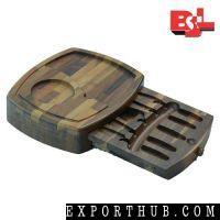 Bamboo Cutlery Tray Bsl002