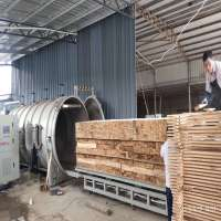 High Frequency Wood Vacuum Dryer