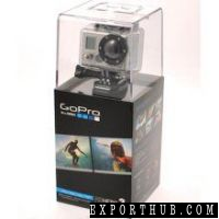 GoPro HD Hero 2 Edition Camera Surf Mount Kit And Accessories