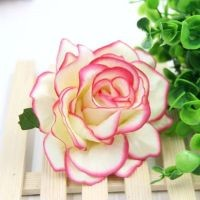 Artificial Rose Flower Heads WeddingParty Decoration DIY
