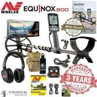 Discount Prices EQUINOX 800 Metal Gold Detector Affordable Price
