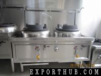 Commercial Gas Wok Burner Wok Range