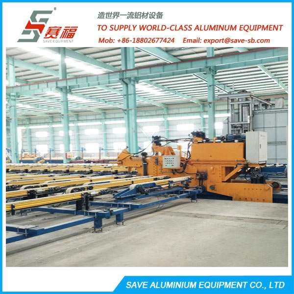 Aluminium Extrusion Profile High Tech Handling System