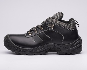 无尘室钢趾鞋工作靴低钢趾橡胶安全鞋