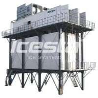Containerized Flake Ice Plant20ton 100tonday
