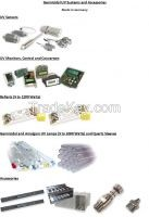 UV Lamp UV Sensor UV Monitors UV Electronic Ballast